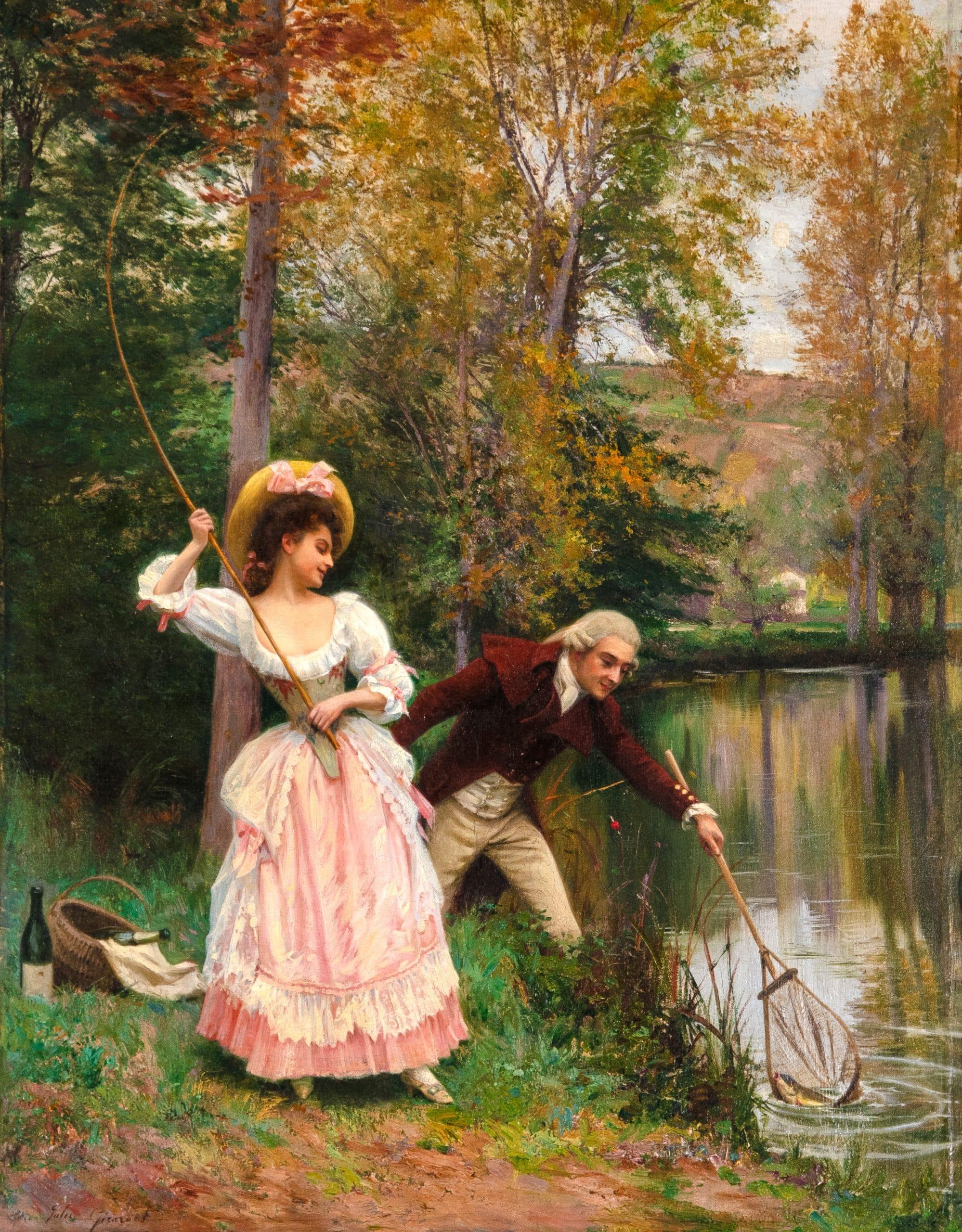Jules Girardet: Különleges randevú
